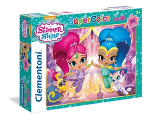 -CLE puzzle 24 maxi Shimmer and Shine 24486