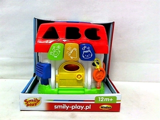 *CHATKA SORTER SMILY PLAY 1/6