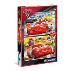 -CLE puzzle 2x20 Cars 3 07027