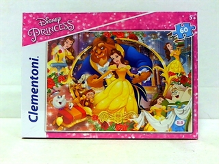 -CLE puzzle 60 Princess 26966