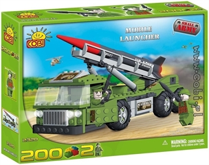 *SMALL ARMY /2161/ ALL TERRAIN MOBILE LAUNCHER140