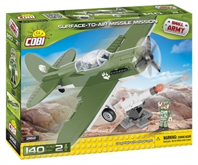 S.CENA SMALL ARMY /2162/ SURFACE TO AIR MISSILE MISSION