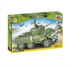 S.CENA SMALL ARMY /2497/ M8 GREYHOUND 370KL.