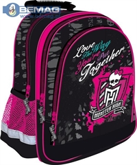 -MAJ- Monster High plecak IV seria 1061