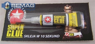 -Klej SUPER GLUE