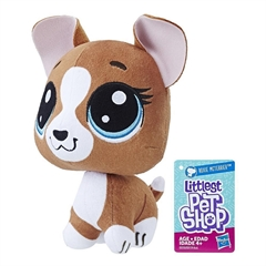 PROM LPS BOBBLE HEAD PLUSH AST E0139,E0350