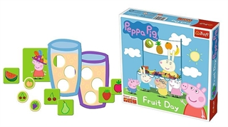 S.CENA GRA - Fruit Day / Peppa Pig