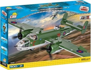 S.CENA SMALL ARMY /5530/ NORTH AMERICAN B-25MITCHELL