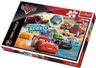 S.CENA Puzzle -   260   - Gala of winners /Dsiney Cars 3