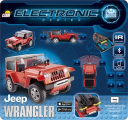 *ELECTRONIC /21920/ JEEP WRANGLER CE