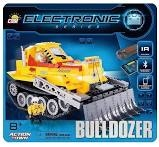 *ELECTRONIC /21910/ BULLDOZER W/BLUETOOTH