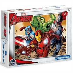 -CLE puzzle 60 The Avengeres 1 special 08415