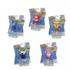S.CENA Super Wings Figurka 2w1 mix UPW00L12