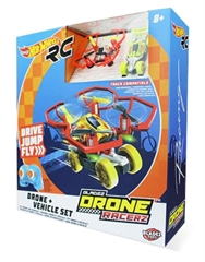 Hot wheels quad racerz 32016 HER