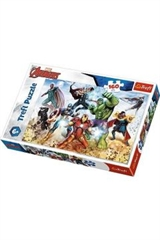 S.CENA Puzzle -   160   - Gotowi by ratowaćświat / Disney Marvel The Avengers