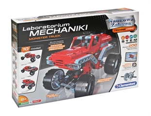 -CLE laboratorium mechaniki-Monster Truck 50062