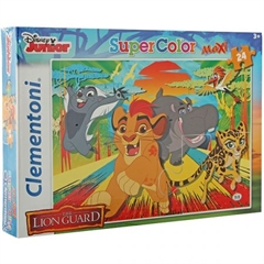-CLE puzzle 24 maxi Lion Guard 24056