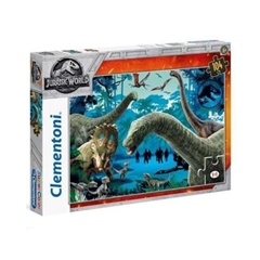 -CLE puzzle 104 Jurrasic World 1 27098