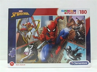 -CLE puzzle 180 Spiderman 29302