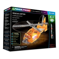 PROM SSTEALTH COPTER /LASER PEGS/ 6IN161014