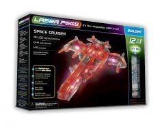 PROM SPACE CRUISER /LASER PEGS/12IN1 12010