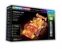 PROM FORMULA CAR /LASER PEGS/12IN1 12011