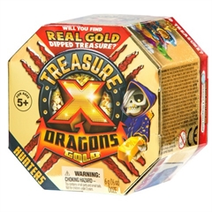 PROM TREASUREX /41507/ S2 DRAGONS GOLD ŁOWCA1PK CDU