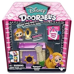 S.CENA DISNEY DOORABLES MINI ZESTAW