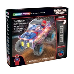 PROM LASER PEGS MONSTER RALLY Bestia 18204