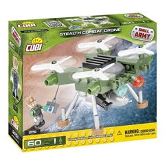 S.CENA SMALL ARMY /2151/ STEALTH COMBAT DRONE60 KL.