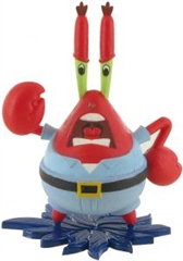 S.CENA Mr. Krabs 8cm