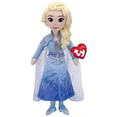 *Beanie Babies Lic Frozen 2 ELSA, 40 cm - princess with sound