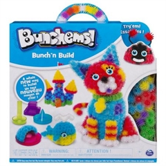 S.CENA BUNCHEMS BUNCH AND BUILD
