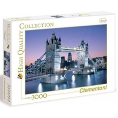 -CLE puzzle 3000 Tower Bridge Londyn 33527