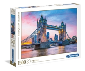 -CLE puzzle 1500 Tower Bridge 31816
