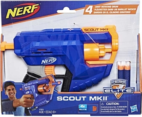 PROM NERF ELITE SCOUT MKII WB4