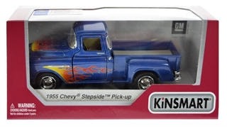 1955 CHEVY STEPSIDE PICK-UP WITH PRINTING KT5330WF