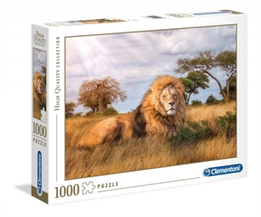 -CLE puzzle 1000 HQC The King 39479