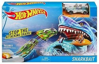 S.CENA IM HOT WHEELS City Creature track FVH18