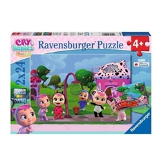 -CLE puzzle 60 Happycolor Baby Shark 26095