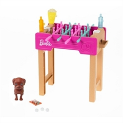 BRB Barbie Minizestaw Swiat Barbie Ast. GRG75 /3