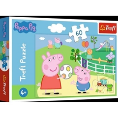 S.CENA Puzzles - _60_ - Fun with friends/Peppa Pig