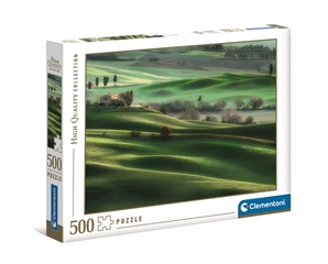 -CLE puzzle 500 HQ Tuscany Hills 35098